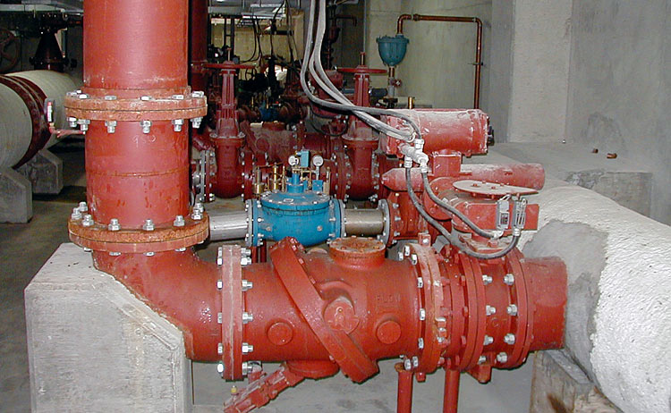 Water Amp Wastewater Systems Chisholm Fleming And Associates